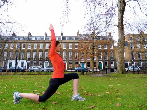 Melissa, Islington personal trainer- wellness